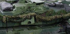 How to make realistic Barracuda camouflage netting in 1/35 | Plasticwarfare