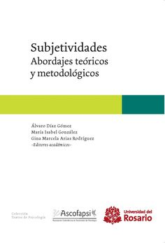 El lector evidenciará pluralidad en el contenido del texto, reconocerá diferentes enfoques y maneras de asumir lo que se entiende por subjetividad y las opciones metodológicas para su abordaje desde nuestro contexto particular colombiano, con lo que aportamos en la construcción de la psicología social Latinoamericana y con ello en el diálogo académico sur-norte.