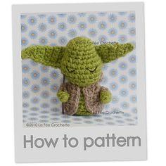 Yoda by Nelly Pailloux $5.00