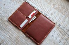 Passport Wallet Leather Passport Wallet leather passport Handor wallet for men, leather wallet, leather wallet handmade. Handmade