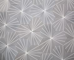 Dandelion, Marrakech Design Tiles for featured wall (maybe shower wall?)