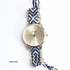 BEUNIKI - FRIENDSHIP BRACELET WATCH
