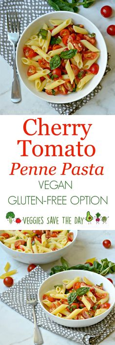 Cherry Tomato Penne