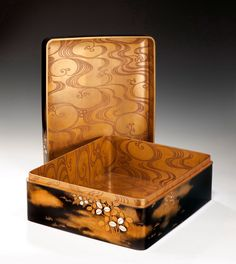 Japanese Lacquered Box (3)
