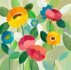 Masterpiece Art - Fairy Tale Flowers III, $18.30 (http://www.masterpieceart.com.au/Fairy_Tale_Flowers_III/)