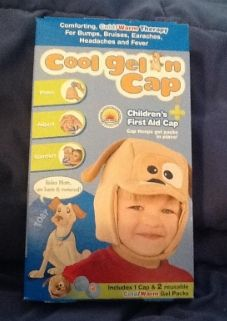 Enter to win a Cool Gel N Cap, US, ends 8/3