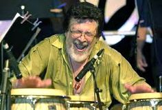 Ray Barretto was a Grammy Award-winning Latin/Latin jazz musician of Puerto Rican ancestry. I met him decades ago, when he registered his son in my school in Norwood, New Jersey. He was surprised I knew him and his music - but pleased! Watch him perform with the link below!