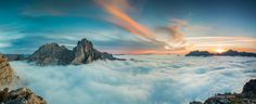 Sea of Clouds by Gabriel Santos Alvarez on 500px