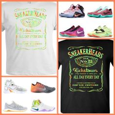 Exclusive Tee Shirt To Match Nike Air Max Kobe Kd Lebron Easter Collection! c6b2c51d6