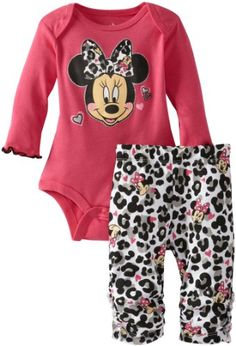 Disney Baby-Girls Newborn Minnie Cree...
