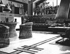 Family Room, 1960s 1960s Living Room, 1960s Decor, Retro Home, Street Photography, Family Room, Furniture, Home Decor, Family Rooms, Interior Design