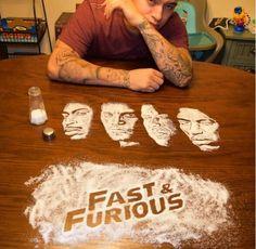 Rob the Original Salt Art