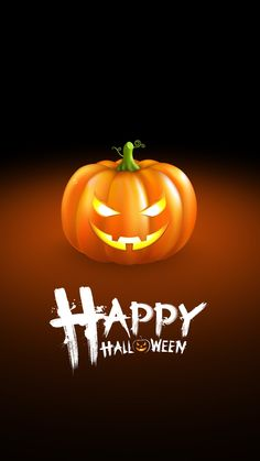 Happy Halloween - Tap to see more cute halloween wallpaper! | @mobile9