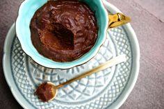 Chocolate avocado mousse on linnea.elle.se