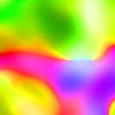 Gradient Tile Rainbow Art Print by Peta Herbert   Society6