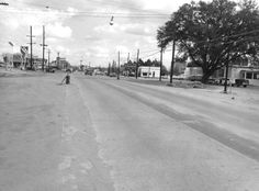 View of Road 10 - Tallahassee, Florida