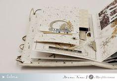 Album Photo Scrapbooking, Mini Albums Scrapbook, Washi, Mini Album Scrap, Mini Album Tutorial, Little Things Quotes, Block Craft, Album Book, Diy Craft Projects