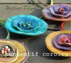 Image result for organic polymer clay jewelry