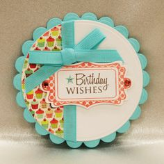 Card by Michelle Woerner  using All Occasion tags stamp set from Gina K Designs  and Spellbinders dies featured on the Michael's website.