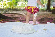 Cake Smash da Isabela