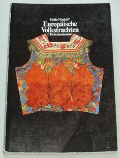 BOOK Czech/Slovak Folk Costume ethnic dress fashion embroidery Moravian KROJ old Folk Costume, Costumes, Ethnic Dress, Embroidery Fashion, Fashion Books, Dress Fashion, Needlework, Tank Man, Mens Tops