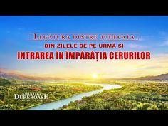 În lumea religioasă, mulți oameni cred că, atât timp cât păstrează numele Domnului, cred cu tărie în promisiunea Lui și lucrează cu sârguință pentru Domnul, la întoarcerea Lui pot fi răpiți și pot intra în Împărăția cerurilor. Poate cineva să intre într-adevăr în Împărăția cerurilor crezând în Domnul în acest mod? Ce anume ni se va întâmpla dacă nu acceptăm lucrarea de judecată a lui Dumnezeu Atotputernic din zilele de pe urmă?  #Filmul_Evangheliei #Evanghelie #Dumnezeu #Împărăţia #creștinism Christian Movies, Kingdom Of Heaven, Tagalog, Faith In God, Choir, Good News, The Twenties, World, Youtube