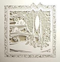 "₪ Paper Art Potpourri ₪  Scherenschnitte (english ""scissor cuts"")"