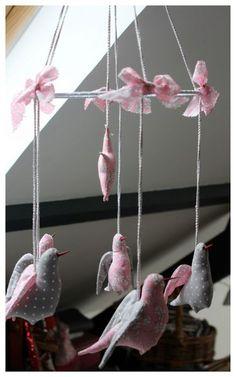 vogeltjes mobile