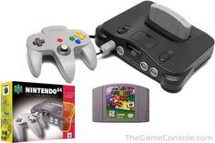 video games nintendo | Video Game Consoles 1996-2000