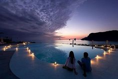 Hotel di lusso: Therasia Resort a Vulcano