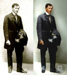 20 Remarkable Colorized Photos Will Let You Relive Philippine History Colorized History, Colorized Photos, Fort Santiago, Jose Rizal, Philippines Culture, Filipino Culture, American War, Historical Pictures, Photo Archive