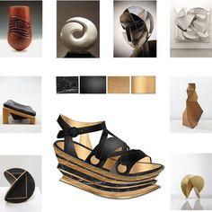 """""""F L A T F O R M -  F U S I O N""""  #flatform #materialmix #metallic #sculpture #wood #marble #eyelets #ethnicinspired #shoedesign #shoedesigner #footwear #featuredfootwear #footweardesign #shoeillustration #fashionillustration #fashionsketch #colourful #adobe #sketchbook #sketchoftheday #highheels #sketch #illustration #design #shoelove #fblog #scarpe #chaussures #highheels #adobeillustrator"""