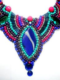 Image result for bead embroidery