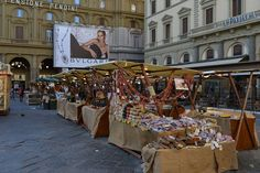The markets in Florence looking lovely makes me want to eat my body weight in cheese! Consider booking a market tour with cooking class here:http://buff.ly/2lpwBxU