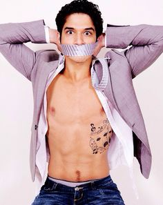 Tyler Posey, you are beautiful
