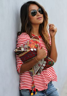Check the most popular fashion pictures on Pinterest.Just pin the pictures and you will se a great results!