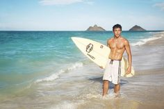 Image detail for -... surfboard Photograph - Man at the beach with surfboard Fine Art Print