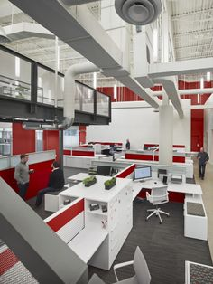 Infinite Peripherals' Offices / NELSON