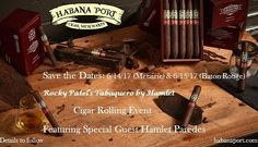 Save the dates (6/14 & 6/15) for Hamlet Paredes of Rocky Patel Cigar who visits us for a cigar rolling event with exclusive vitolas. Details to follow.