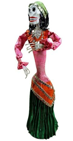 Day of the Dead Catrina Figure