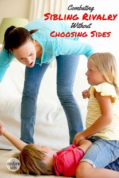 Sibling rivalry is nothing new. Kids don't always get along. They have unique personalities and … Combating Sibling Rivalry Without Choosing Sides Read Parenting Memes, Parenting Toddlers, Parenting Advice, Practical Parenting, Toddler Chart, Funny Lists, Sibling Relationships, Act For Kids, Terrible Twos