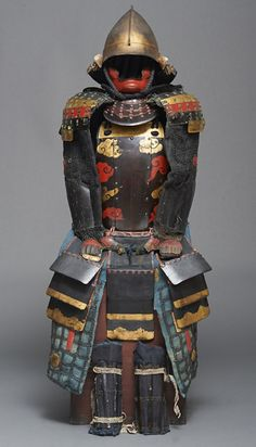 samurai (yoroi), Momoyama period (1568-1614)