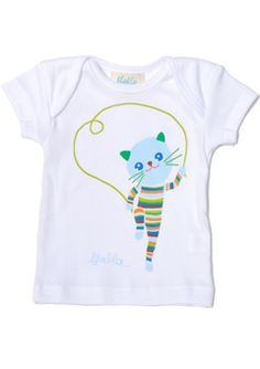 Blabla offers t-shirts that match their knitted dolls - $15