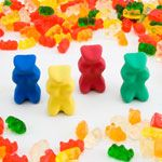 gummy bear erasers ... .... ..... ...... ....... ......... ......... ........... ........... .............. IDK... I can't think of anyone who wouldn't want these :)