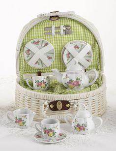 Basket Tea Sets