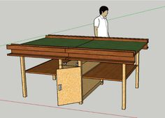 Warhammer Table Plans Been considering building