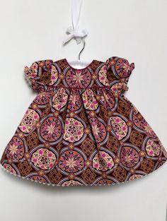 Bazzar Baby Girl Dress 3-6 Month. $60.00, via Etsy.