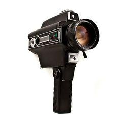 Vintage Movie Camera 8 mm Film Fujica $65 http://www.goodmerchants.etsy.com