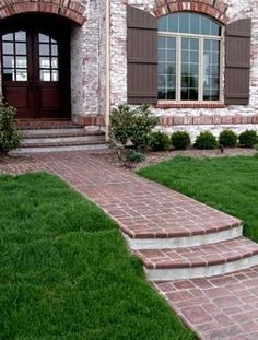 1000 Images About Front Stoop Walkway Ideas On Pinterest