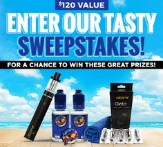 Enter Our Tasty Sweepstakes!